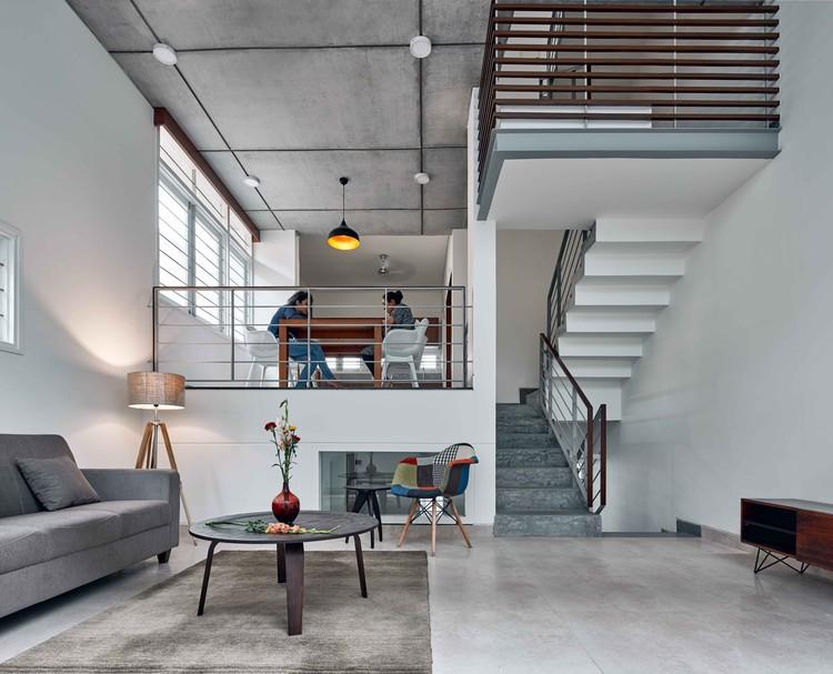 House  S / Design Integratus, © Gokul Rao Kadam