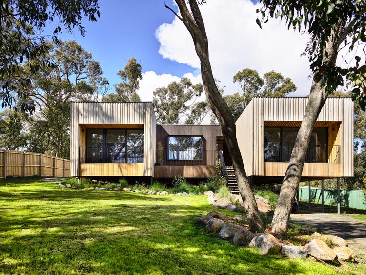 Casa Ballarat Este / Porter Architects, © Derek Swalwell