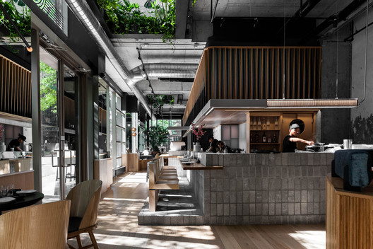 RYÙ / Ménard Dworkind architecture & design