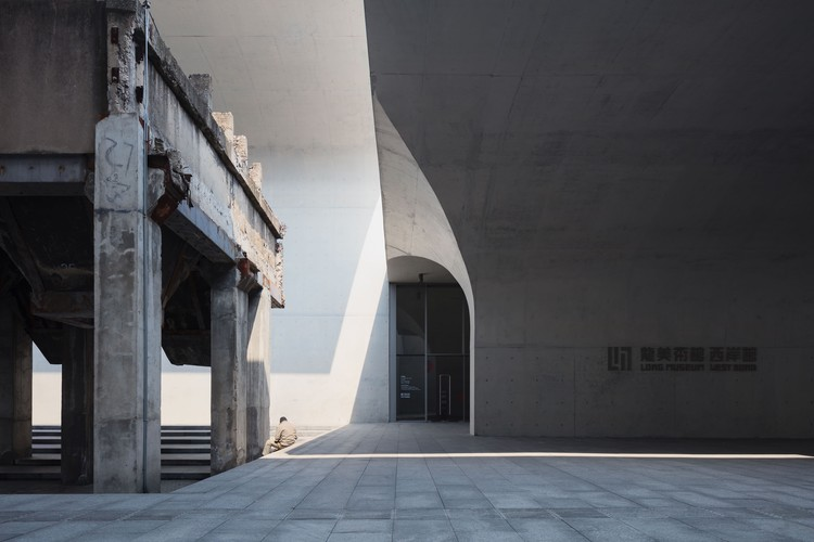 Conoce los finalistas del Architectural Photography Awards 2018, Long Museum West Bund Shanghai China / Atelier Deshaus. Imagen © Pawel Paniczko
