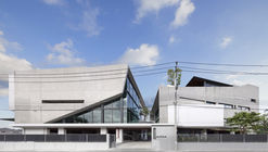 Exion Office Building / I Like Design Studio