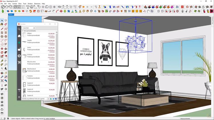Dez tutoriais de modelagem avançada no SketchUp
