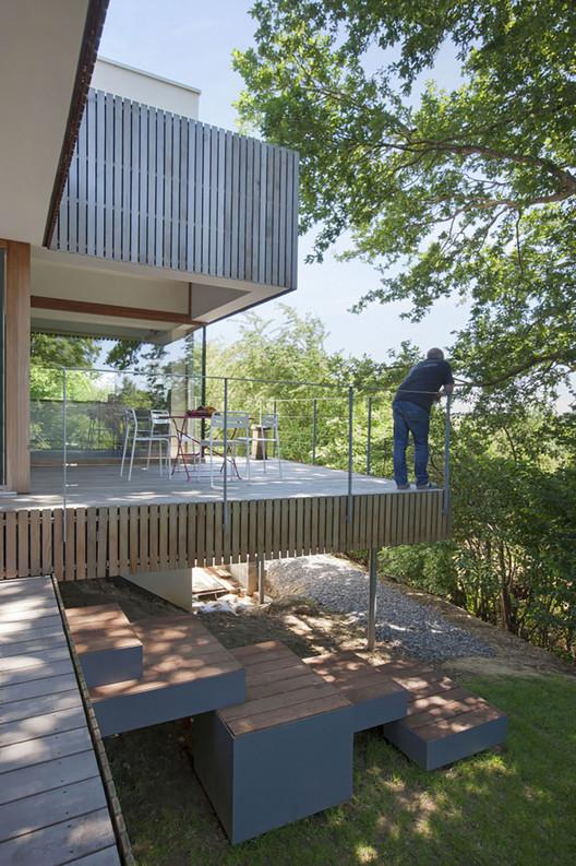 Habitación GOVI / Crahay & Jamaigne, © Laurent Brandajs