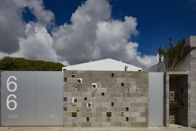 Casa Cincuentayuno / taller adc architecture office, © Luis Gordoa