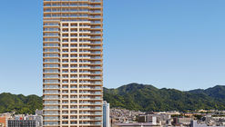 Sun City Kobe Tower / Richard Beard Architects