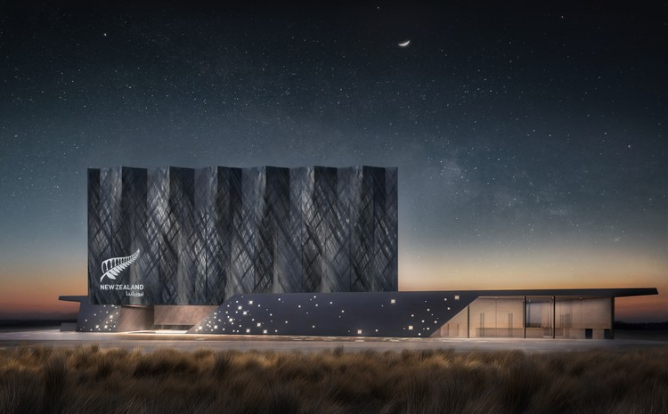 Jasmax Designs New Zealand's EXPO 2020 National Pavilion Inspired by Māori Culture, New Zealand Pavilion. Image Courtesy of Jasmax