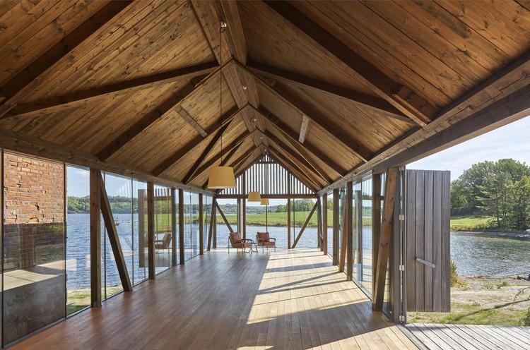 Pavilion Sandefjord / R21 Arkitekter, © Åke E:son Lindman
