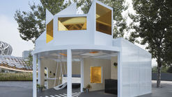 MINI LIVING Urban Cabin / Penda