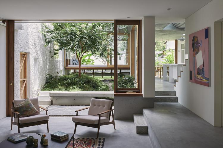 Gibbon Street / Cavill Architects, © David Chatfield