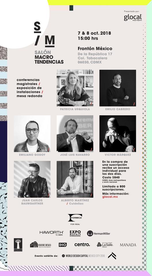Salón Macrotendencias por Glocal Design Magazine