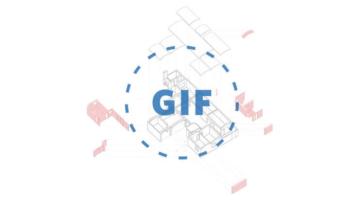 30 proyectos de arquitectura explicados a través de gifs animados