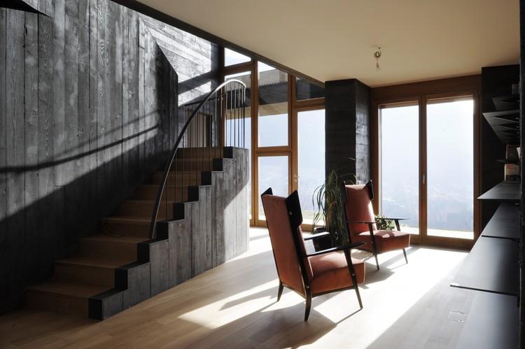 Residência Comano / Attilio Panzeri & Partners, © Alessandro Crinari