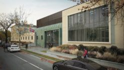 Fentress Designs Norwegian Chancery in Washington D.C. as a Homage to National History