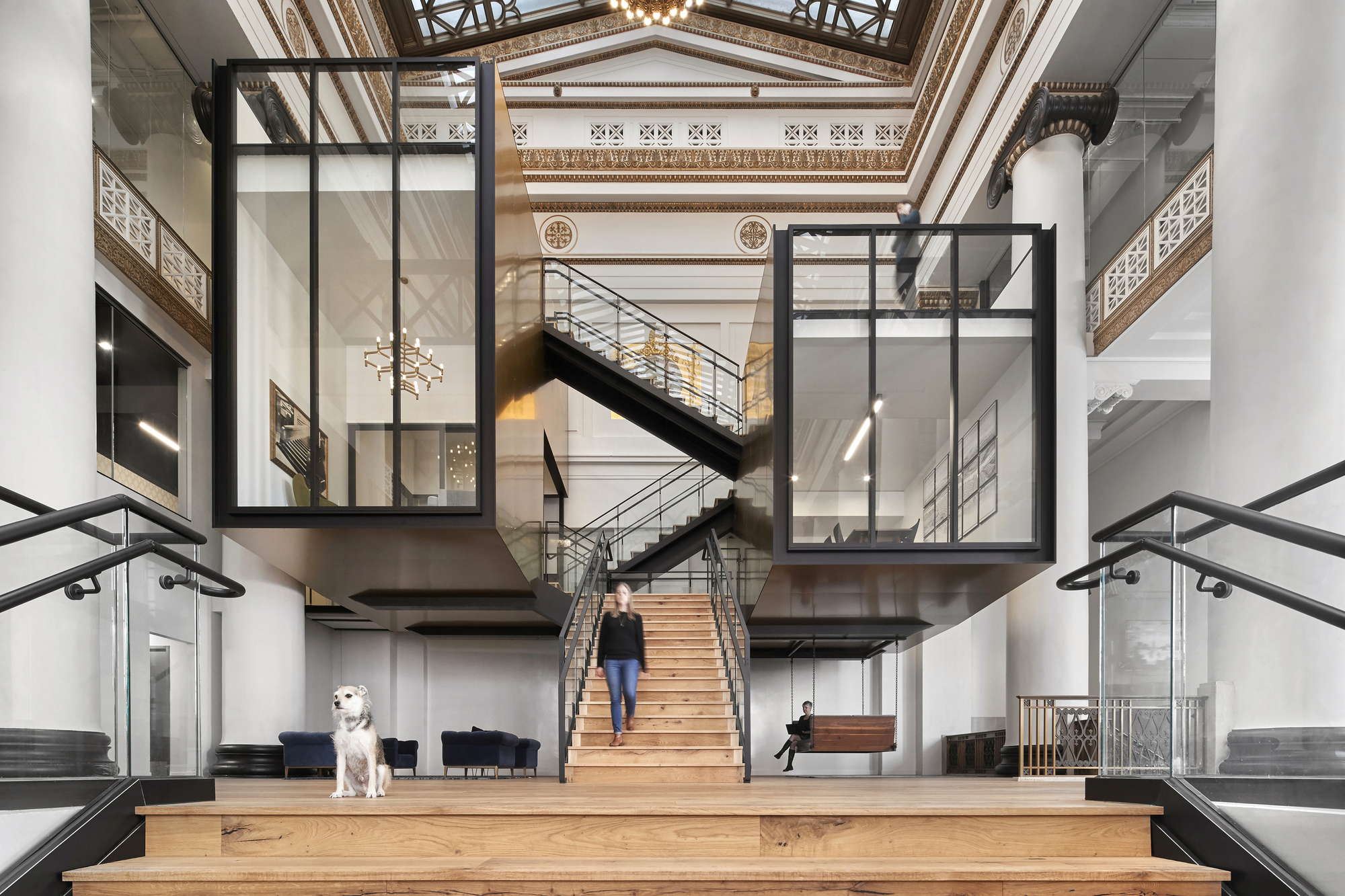 Expensify Portland Office / ZGF Architects