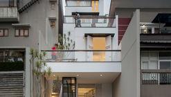White Cliff House / RDMA