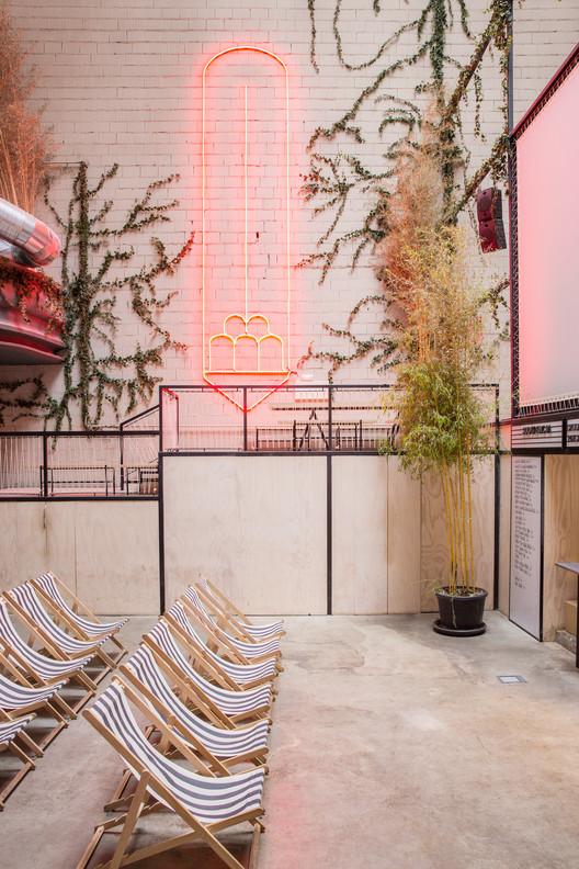 La rehabilitación de la Sala Equis, el libro Oiza y el Espacio SOLO ganan el Primer Premio COAM 2018 'ex aequo', Sala Equis / Plantea Estudio. Image © Alicia Macías