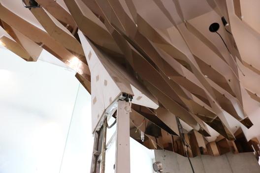 Under construction. Image © Felix Amiss