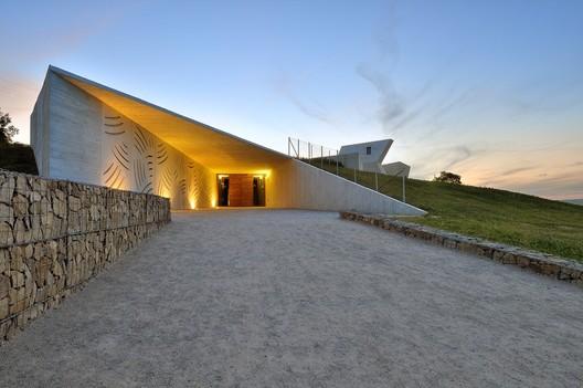 Archeopark Pavlov / Architektonicka Kancelar . Image © Gabriel Dvořák