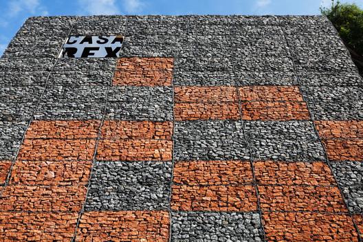 REX House / FGMF Arquitetos. Image © Rafaela Netto