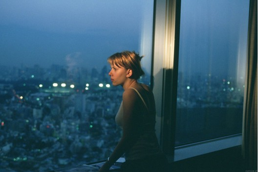Tokyo is both intensely fascinating and alienating for the film's two protagonists.