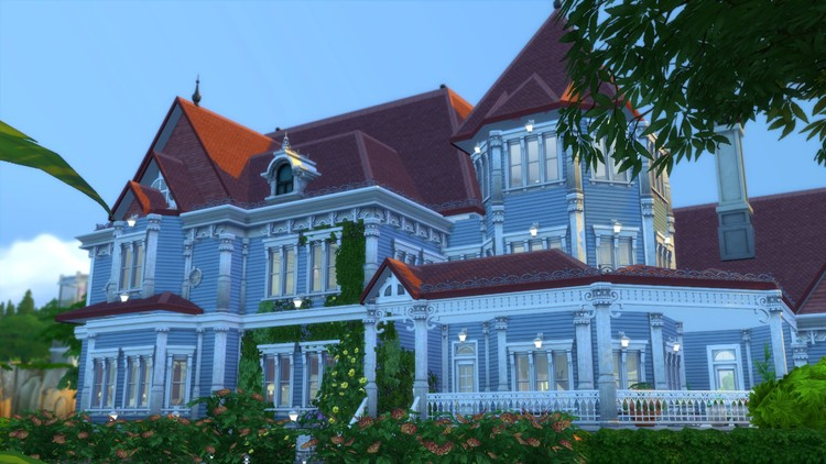 The Sims Lend Aspiring Architects a Hand at World-Building, Some gamers work diligently to recreate historically-accurate structures or design their own renditions.