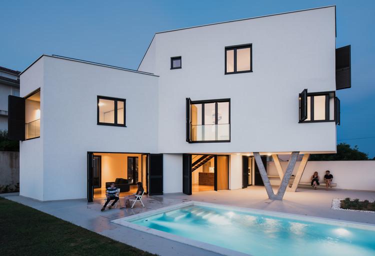 Palit House / roth&čerina, © Marko Mihaljević