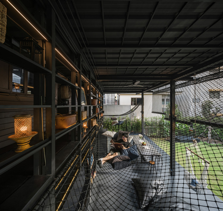 KLOEM Hostel / IF (Integrated Field), © PanoramicStudio