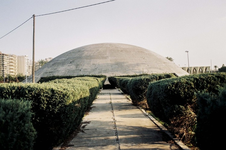 Sala de concertos. Image © Anthony Saroufim