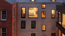 Residencias en Prince / Marvel Architects