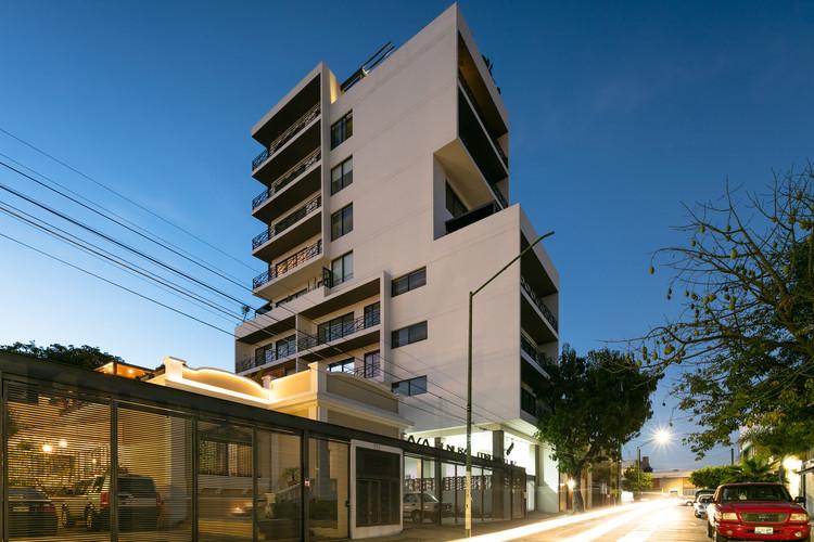 Estos son los ganadores del Premio Arquitectura Jalisco 2018, Edificio Casa Coronado / Trama Arquitectos. Image © Federico Cairoli