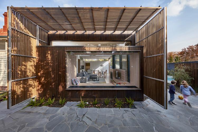 Casa celosías / Warc Studio Architects, © Aaron Pocock
