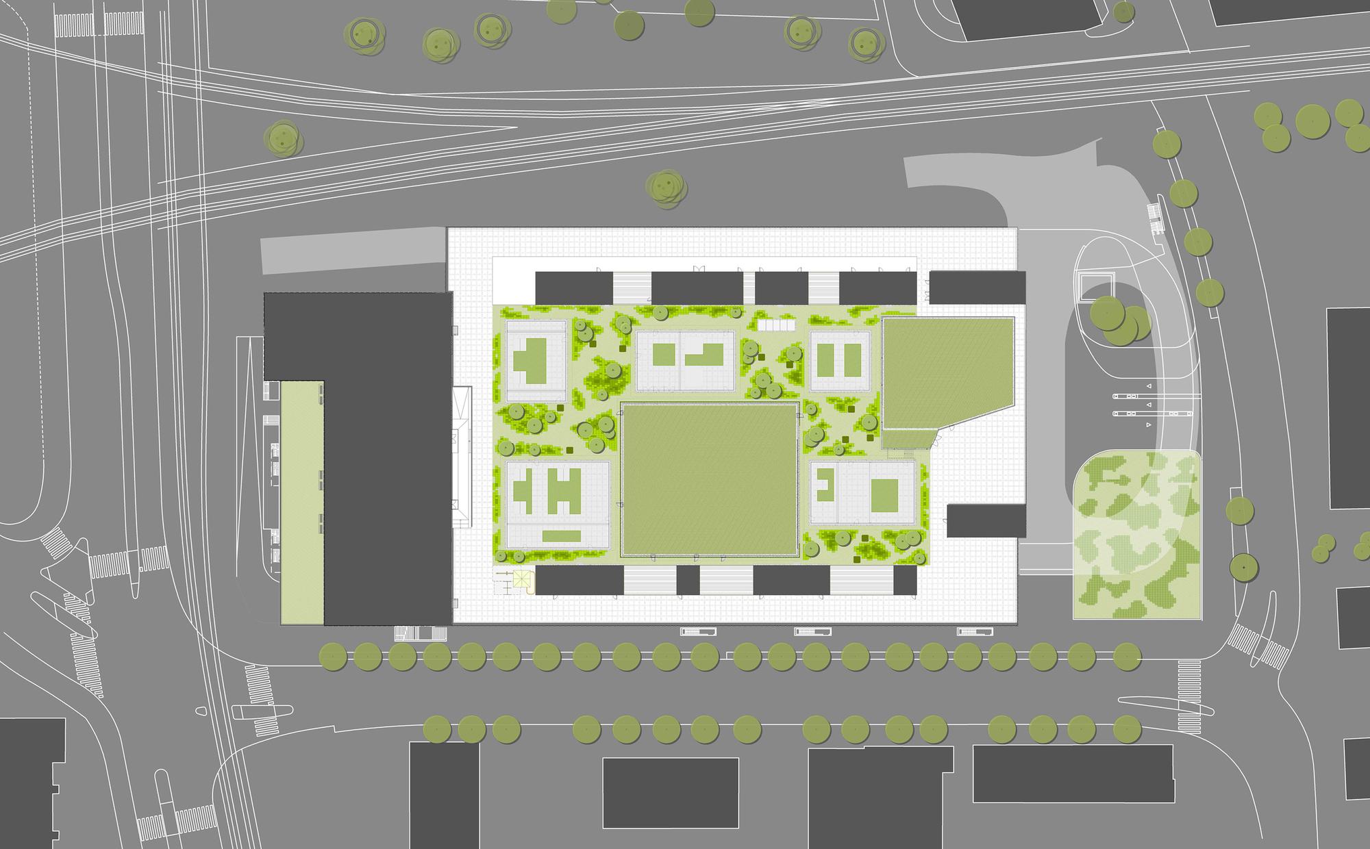 Gallery Of Toni Areal Roof Garden    Studio Vulkan