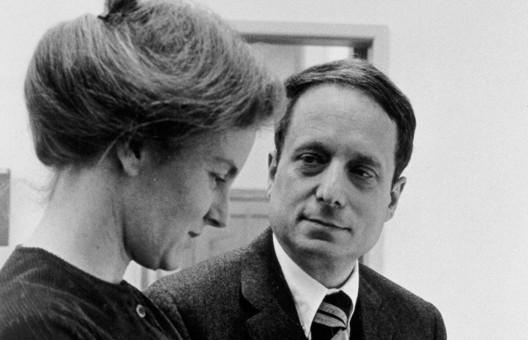 Denise Scott Brown and Robert Venturi. ImageRollin LaFrance, Courtesy of VSBA