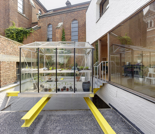 House TP / dmvA architects