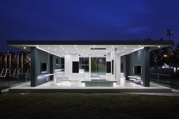 10 Futuristic Homes Unveiled At The 2018 House Vision China Exhibition Archdaily