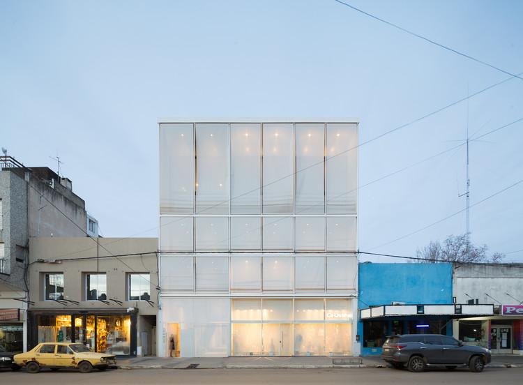Bragado Building / BBC Arquitectos, © Manuel Ciarlotti Bidinost