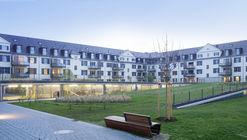 Estacionamiento Hohenzollernhöfe / Architekten Stein Hemmes Wirtz