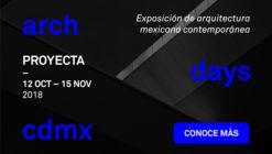 'Proyecta' recopilará el trabajo de arquitectos mexicanos contemporáneos
