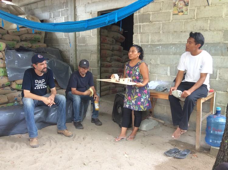 Proyecto Integral para la Reconstrucción Social del Hábitat del pueblo Ikoots de San Mateo del Mar, Oaxaca