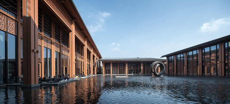 Folk Culture Center / Lacime Architects