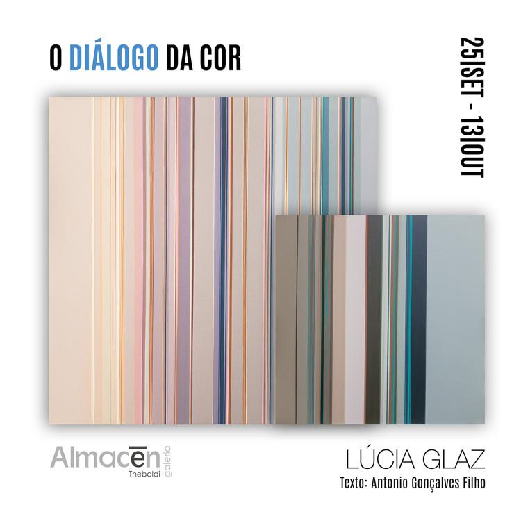 O Diálogo da Cor, Almacén Thebaldi Galeria (Foto reprodução)