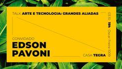 Arte e Tecnologia: grandes aliadas, com Edson Pavoni