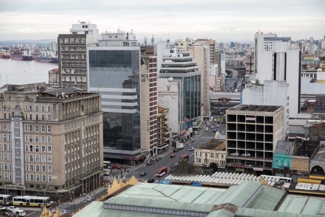 Cidades precisam de ações ambiciosas para promover o desenvolvimento sustentável, Acelerar o combate às mudanças climáticas e às desigualdades sociais depende das cidades. Foto: Daniel Hunter/WRI Brasil