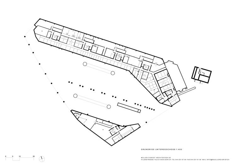 Kalkbreite Mller Sigrist Architekten