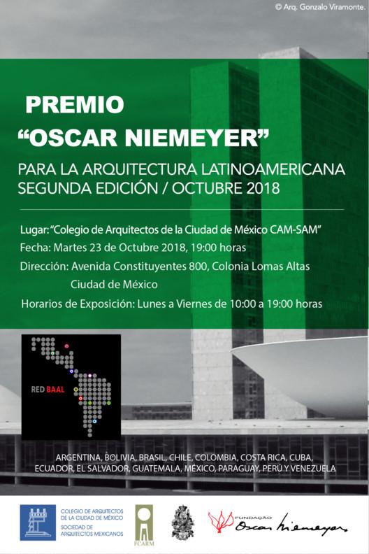 Premio Oscar Niemeyer - 02 Para la Arquitectura Latinoamericana, Foto: Arq. Gonzalo Viramonte