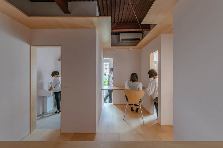 Office Renovation / NI&Co. Architects, © Hiroshi Tanigawa Photo