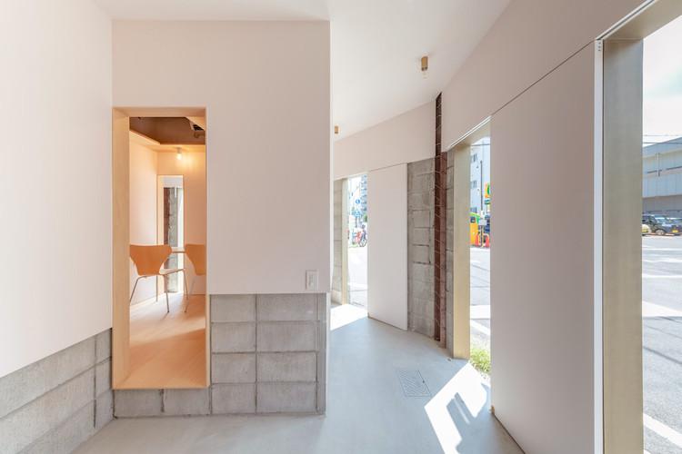 Office Renovation with Street / NI&Co. Architects, © Hiroshi Tanigawa Photo