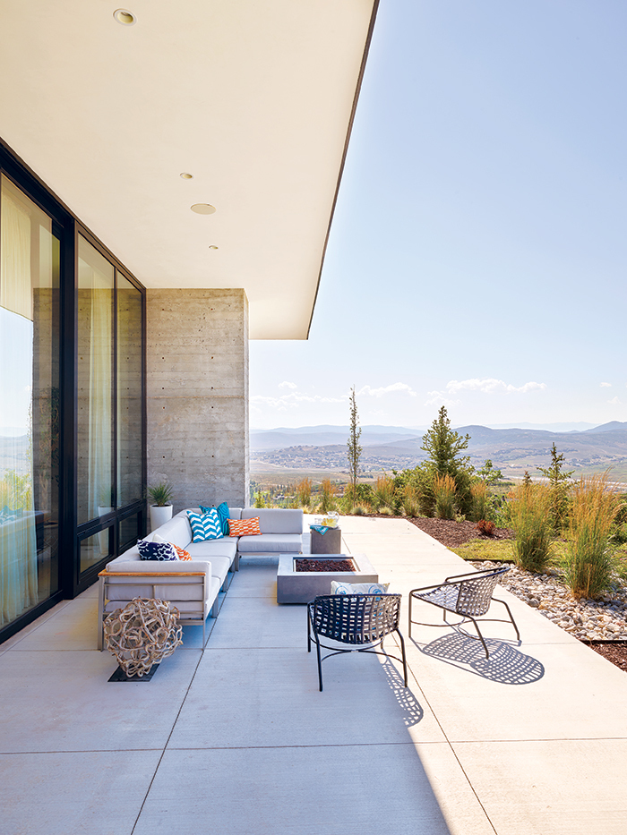 Gallery of Park City Modern House / Sparano + Mooney Architecture - 6