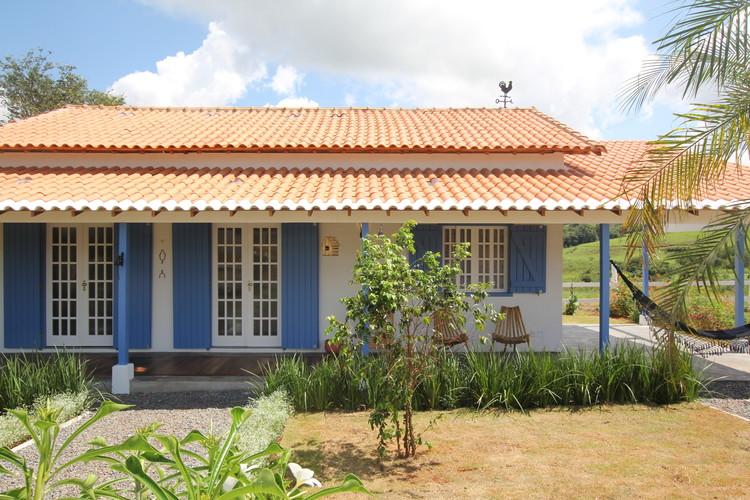 Fazenda Campos Gerais / Tavares Duayer Arquitetura, © João Duayer