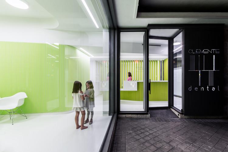 Clínica dental CLEMENTE / LANDÍNEZ+REY | equipo L2G arquitectos, © Gustavo González Bellón